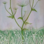 Queen Annes Lace with Lady Smocks and Stitchwort - £200
