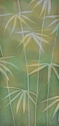 Sun on Bamboo
