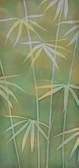Sun on Bamboo - £200