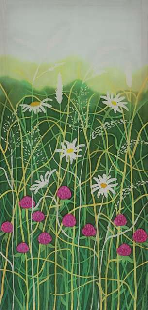 Daisies and Clover - £180