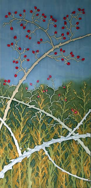 Wild Roses - £200