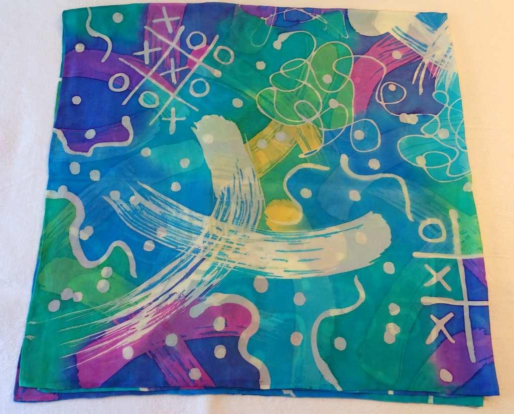 Detail of `Fiesta` Patterns