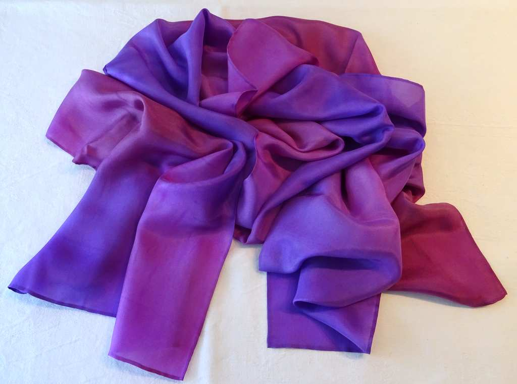 `Rich Purples` (Three Colours)