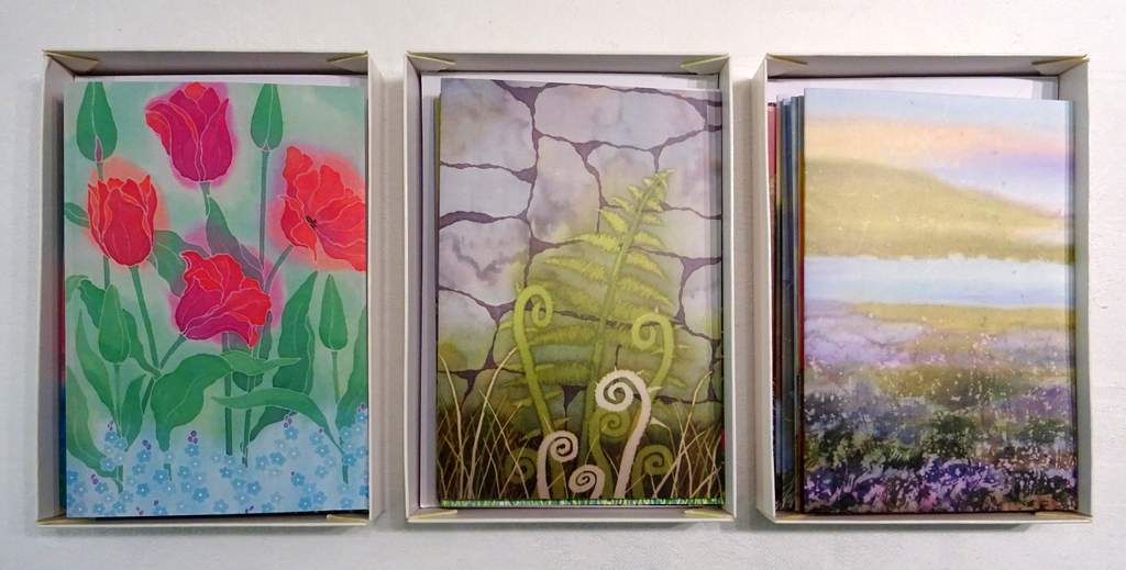 Greeting cards-Boxed Sets-Hue and Dye